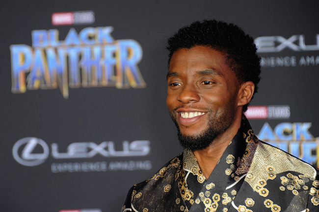 'Black Panther' star Chadwick Boseman dies of cancer aged 43