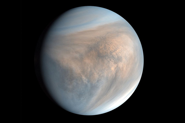 Astronomers find possible sign of life on Venus