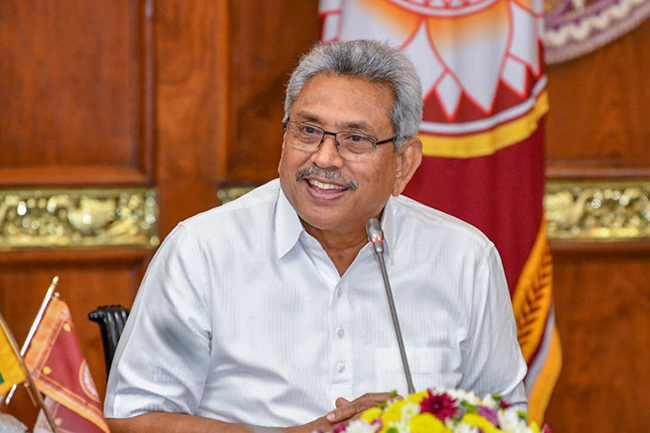 Sri Lanka has potential to become one of world's leading maritime hubs – President