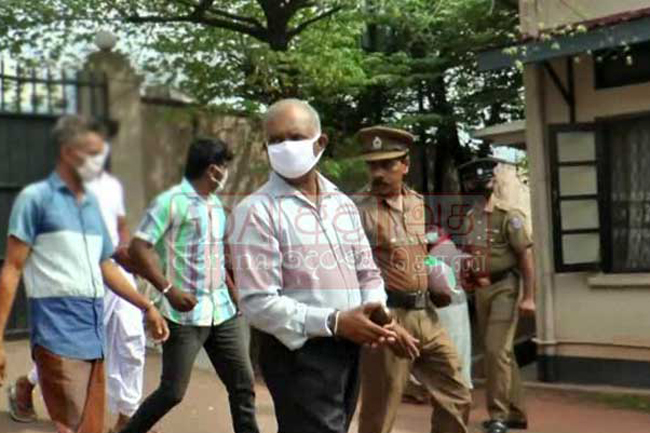 Shani Abeysekara and two others further remanded