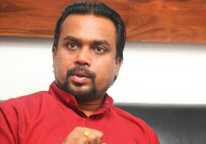 Weerawansa to end fast today?