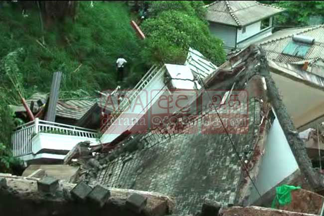 Two missing as 5-storey building collapses in Buwelikada
