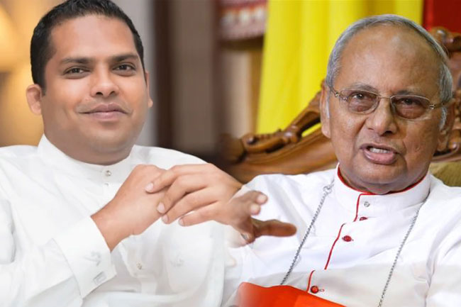Archdiocese of Colombo rejects Harin's statement on Archbishop