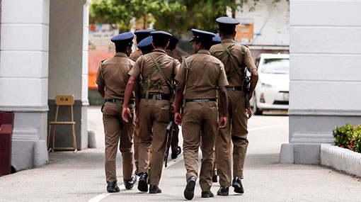 1,113 persons arrested by police in Western Province