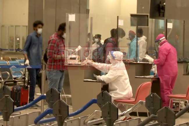 Over 700 Sri Lankans repatriated