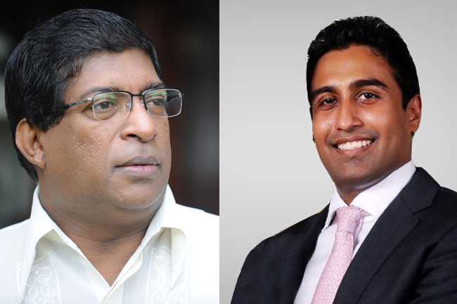 Bribery Commission files indictments against Ravi and Arjun Aloysius