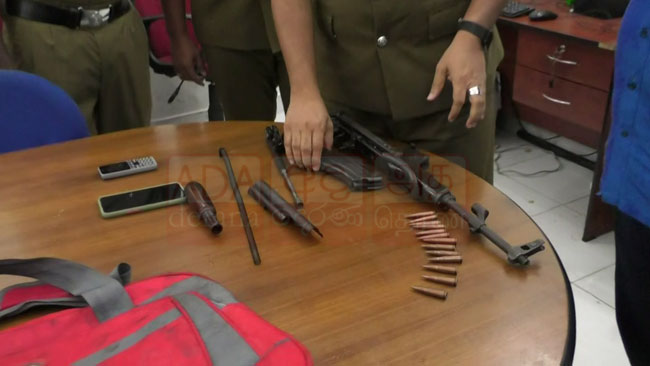 Police nab two accomplices of 'Angulana Roha'