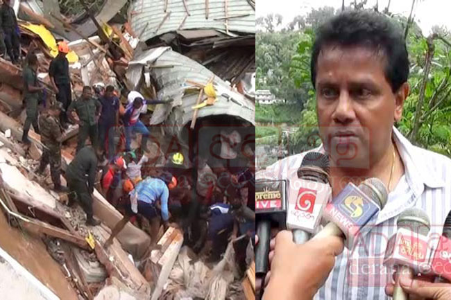 Buwelikada building collapse: SEC rejects owner's claims of approval granted for construction