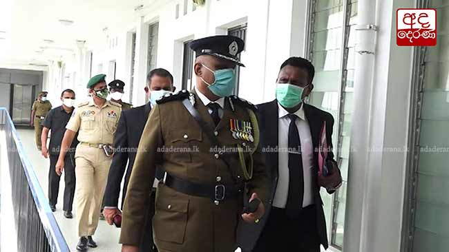 Acting IGP arrives at Presidential Commission on political victimization