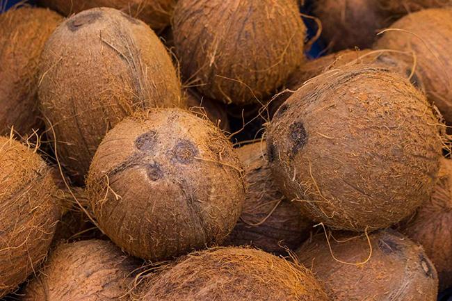 Maximum retail price for coconut gazetted