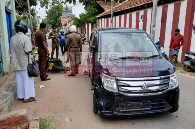 Leader of 'Dhanu-rock' stabbed in Jaffna