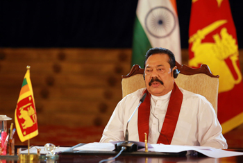 Mahinda-Modi hold virtual summit…