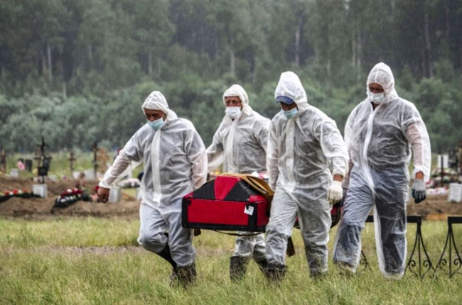 Global COVID-19 death toll hits 1 million
