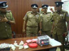 Five including females arrested with heroin worth Rs. 10 M