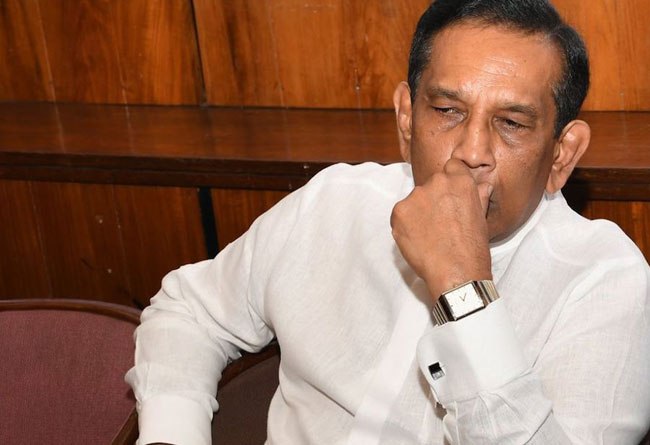 PCoI re-issues summons to Rajitha