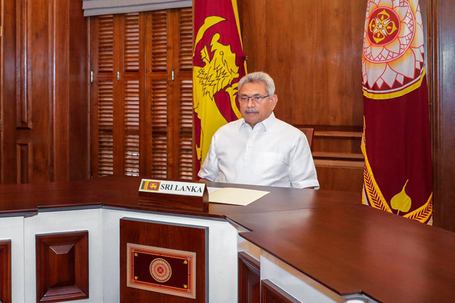 Sri Lanka committed to protect, sustainably manage natural resources – President tells UN Biodiversity Summit