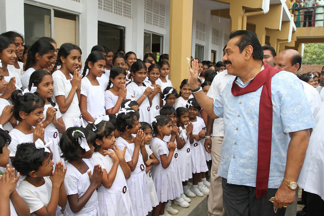 Must ensure every single child in Sri Lanka has access to basic rights – PM