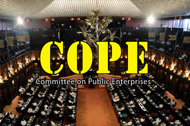 New COPE members to commence proceedings next week