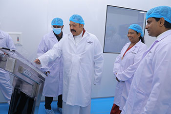 Sri Lanka's largest pharma research & manufacturing facility opened...