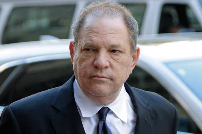 Harvey Weinstein charged with 3 more rapes in California