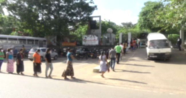 Five more Minuwangoda apparel factory workers test COVID-19 positive