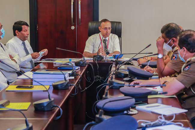 Separate exam centres for candidates under quarantine