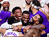 Lakers claim record-tying 17th NBA title