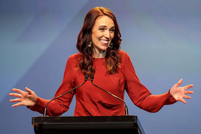 New Zealand election: Jacinda Ardern wins second term in landslide victory