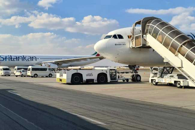 PCR test mandatory before flying abroad