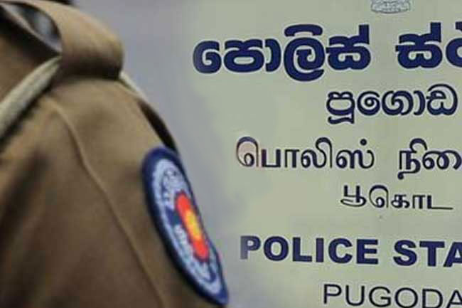 Pugoda OIC suspended over death of 21-year-old suspect