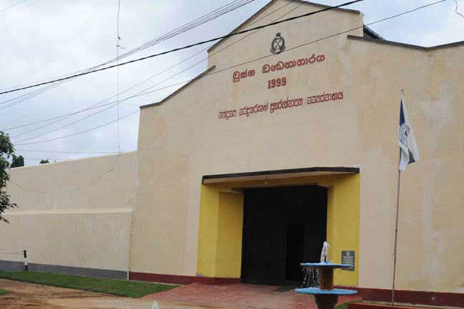Inmates who pose a threat to society sent to Boossa Prison