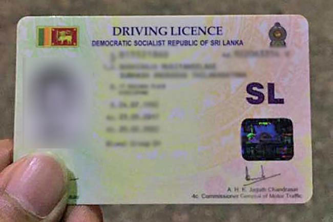Validity period of driver's license further extended