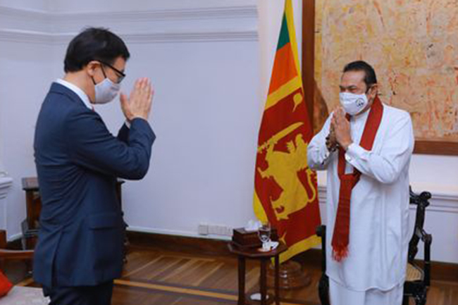"Korean Ambassador calls Sri Lanka ""one of the safest countries"""
