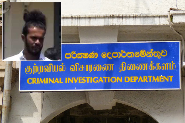 CID recovers firearms allegedly belonging to 'Podi Lassie'