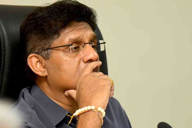 Sajith on legal action against SJB members who voted for 20A
