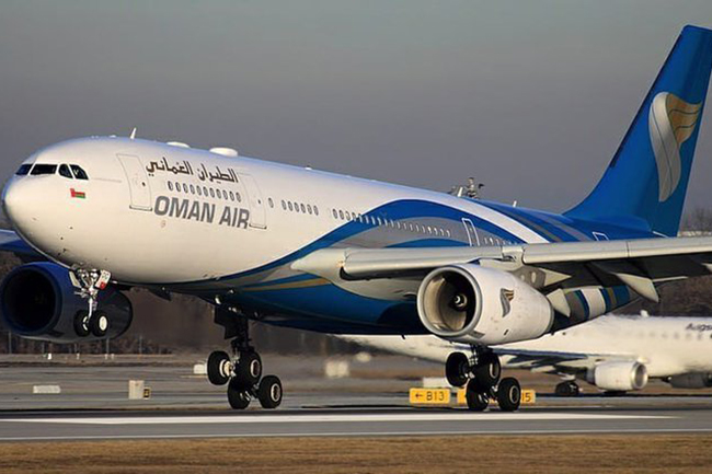 Oman Air resumes flights to Sri Lanka and two other countries