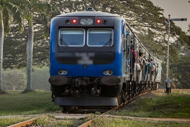 All trains operating on Main, Kelani Valley & Puttalam lines cancelled