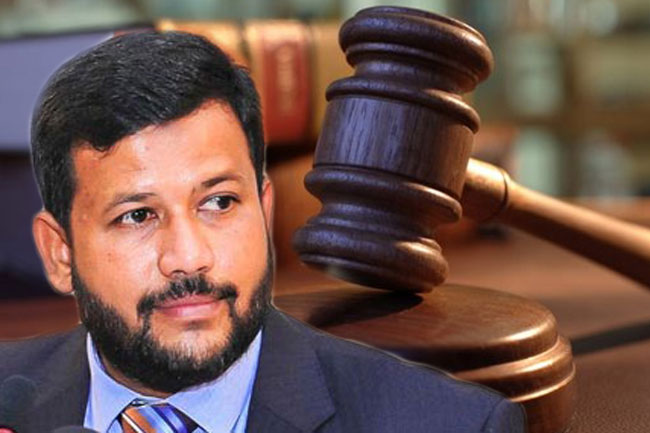 Rishad re-remanded; court rejects bail application