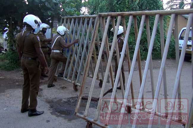Isolation orders on several Kalutara villages lifted