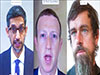 US senators spar with Big Tech over legal immunity, politics