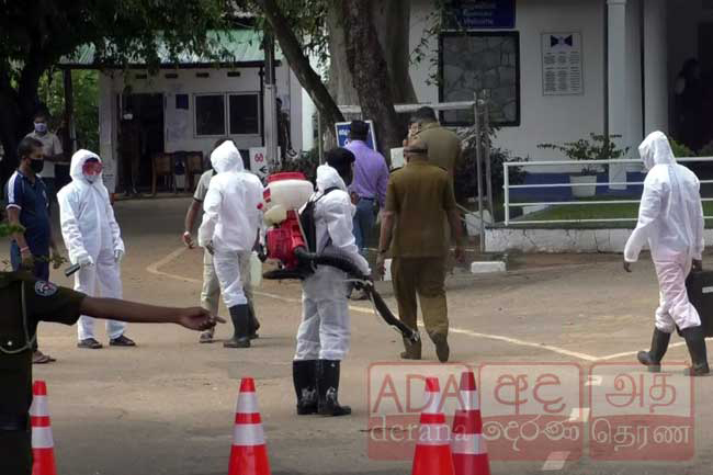 More police officers in Western Province positive for coronavirus