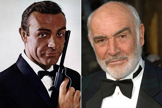 Original James Bond star, Sir Sean Connery dies aged 90
