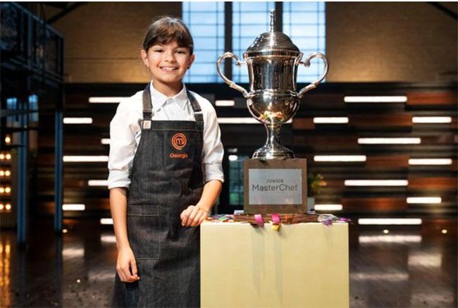 11-year-old wins Junior MasterChef Australia with her grandma's Sri Lankan curries