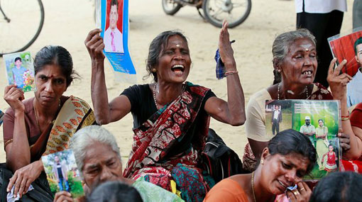Sri Lanka to recognise thousands of war missing as dead