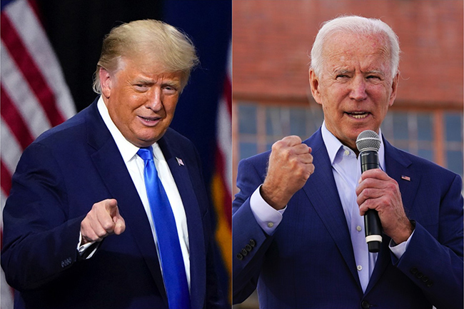 US election: Trump accepts transition to Biden must begin
