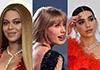 Beyonce, Taylor Swift, Dua Lipa lead 2021 Grammy nominations