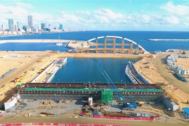 Appeals Court dismisses writ application against Colombo Port City project