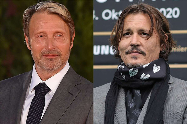 Fantastic Beasts: Mads Mikkelson replaces Johnny Depp