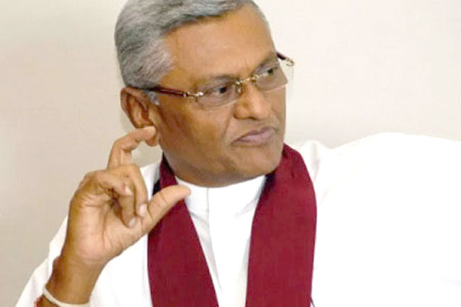 Chamal Rajapaksa assigned a State Ministry