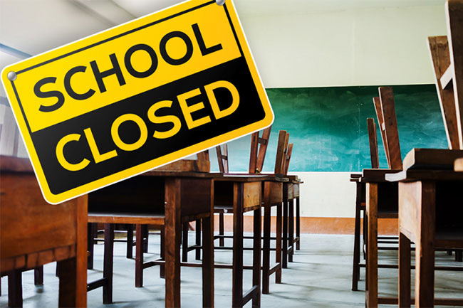 Schools in Dambulla Education Zone closed for a week